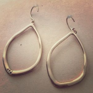 Chloe and Isabel gold earrings